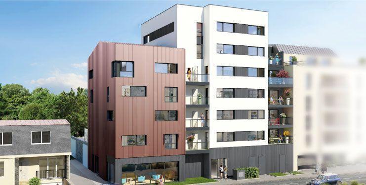 Appartement neuf, 23,66 m² LANCE…