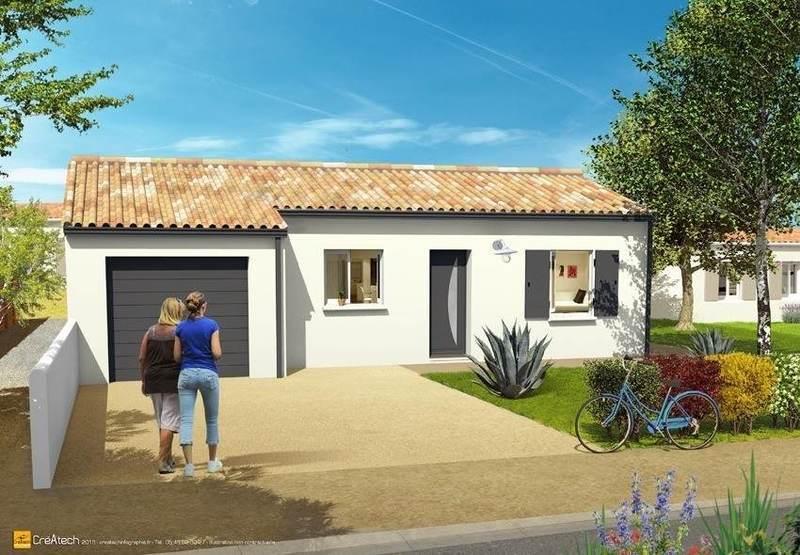 Maison neuve, 91 m² Modèl…