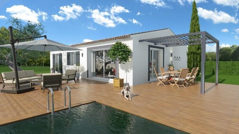 Maison neuve, 83 m² Les M…