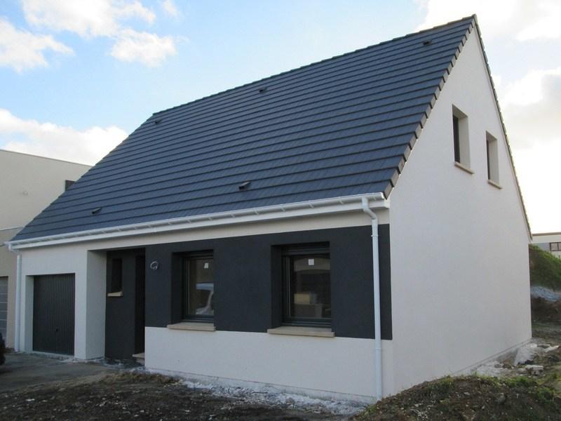 Maison neuve, 95 m² .Mais…