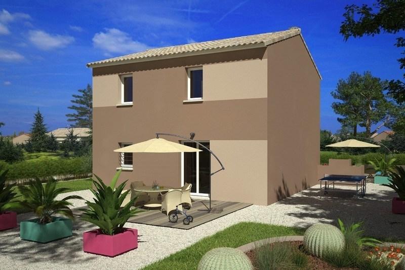 Maison neuve, 83 m² À Sai…