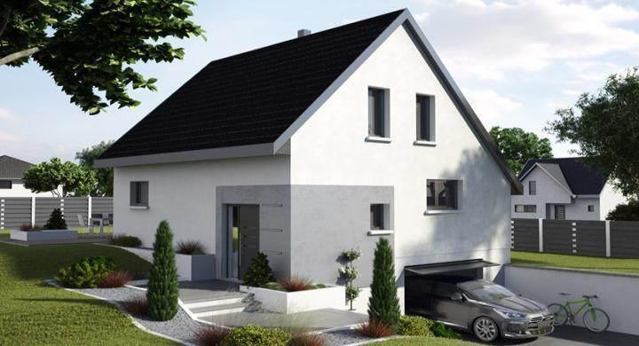 Maison neuve, 110 m² Situé…