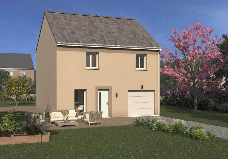 Maison neuve, 89 m² Port-…