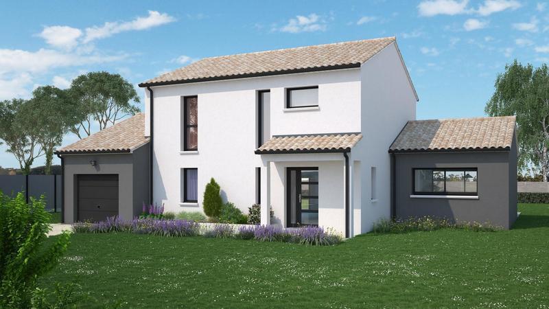 Maison neuve, 150 m² Idéal…