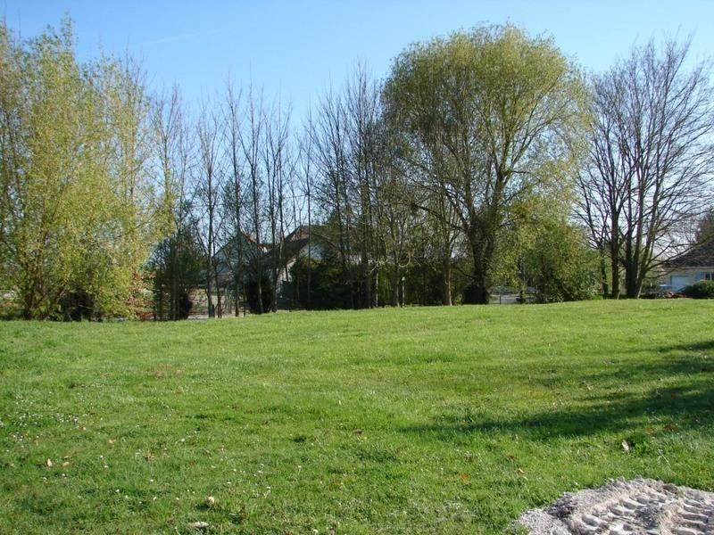 Terrain à bâtir, 1 200 m² Au ca…