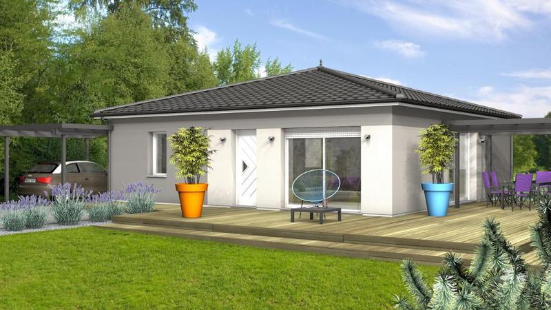 Maison neuve, 90 m² De fo…