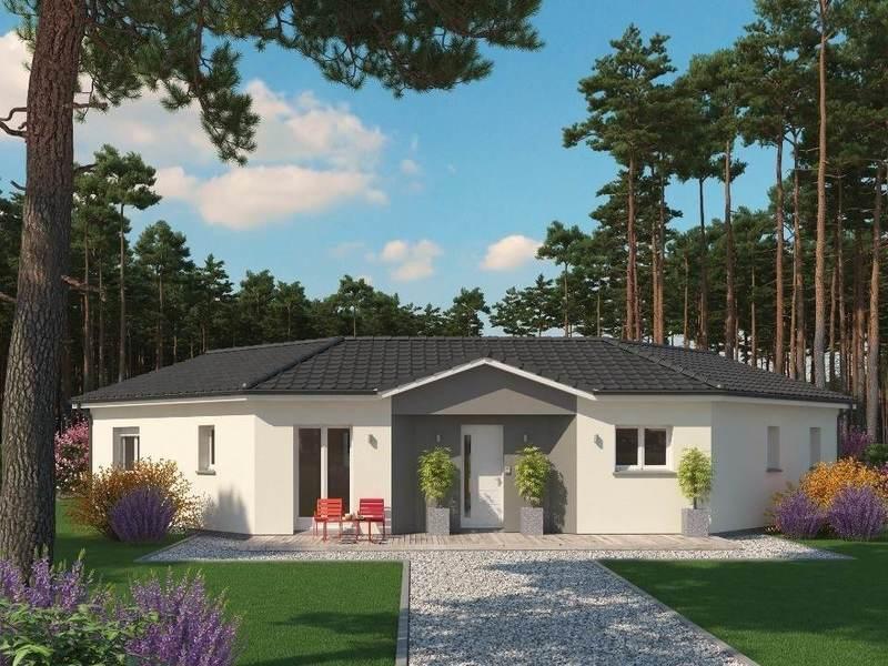Maison neuve, 99 m² Cette…