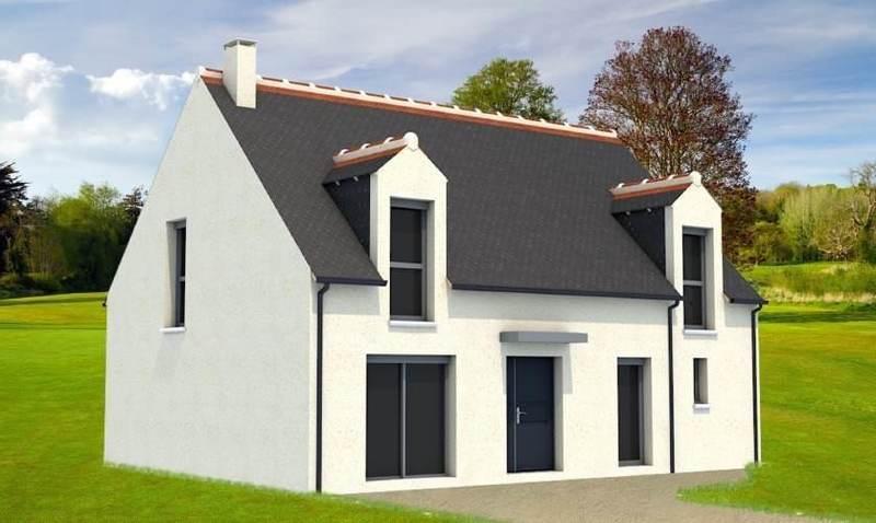 Maison neuve, 120 m² À Sai…