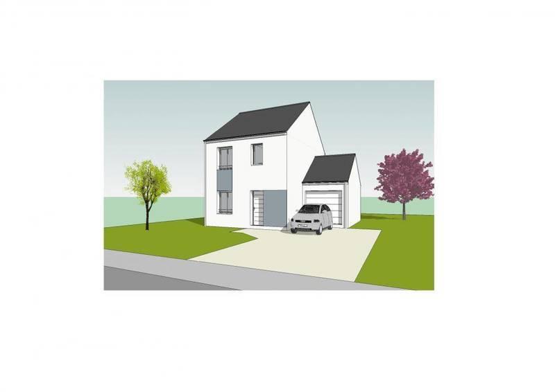 Maison neuve, 87 m² Const…