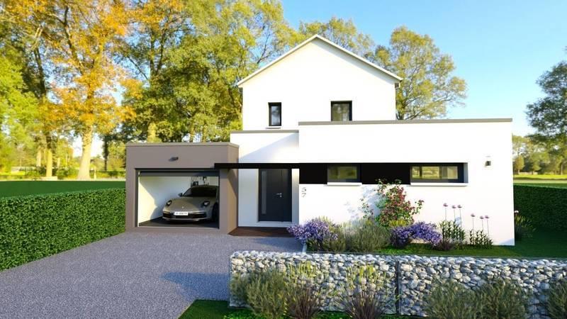 Maison neuve, 120 m² .Mais…