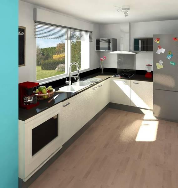 Maison neuve, 116 m² SAD J…