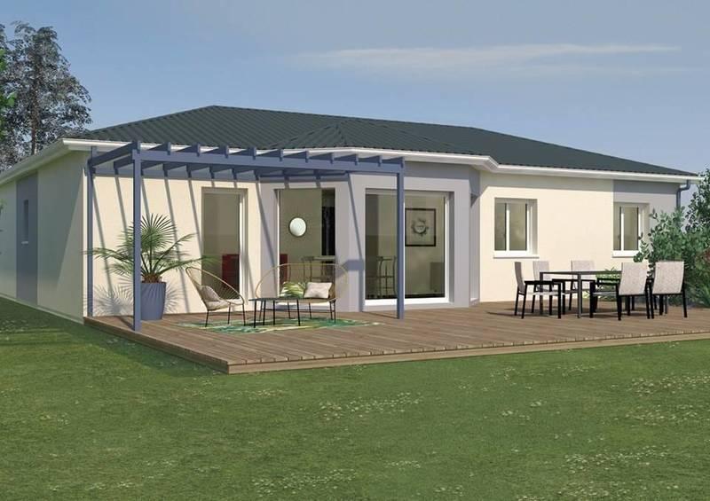 Maison neuve, 112 m² Batis…