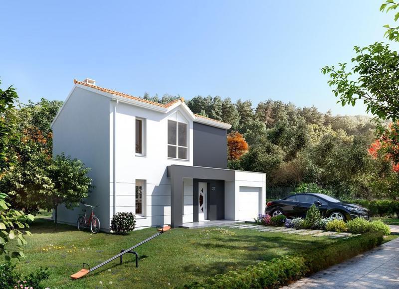 Maison neuve, 87 m² A Vue…