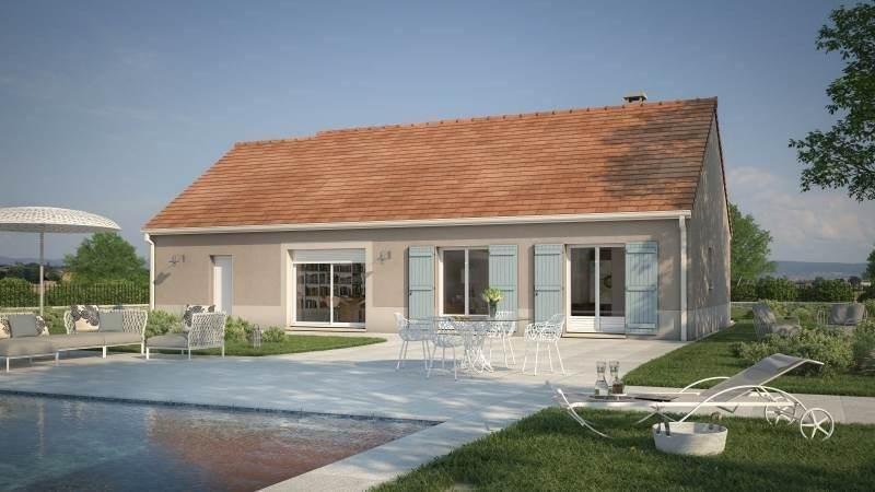 Maison neuve, 60 m² Formu…