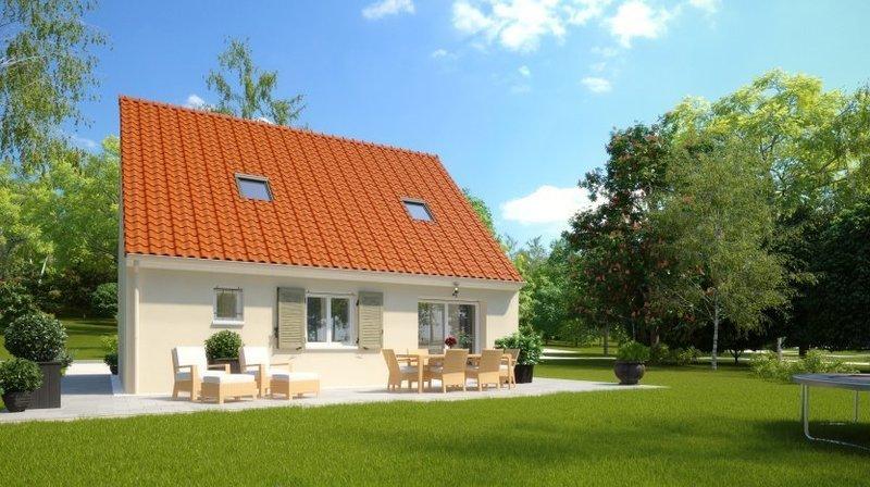Maison neuve, 82 m² Maiso…