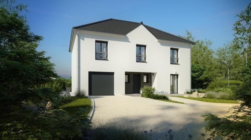 Maison neuve, 151 m² Situé…