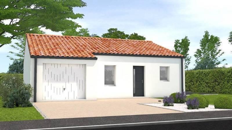 Maison neuve, 75 m² Bois-…