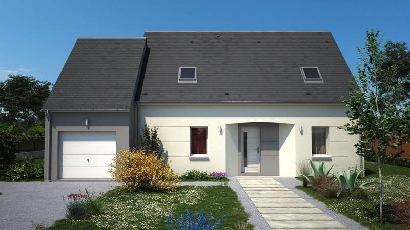 Maison neuve, 129 m² Idéal…