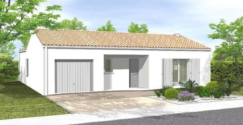Maison neuve, 104 m² S'ins…