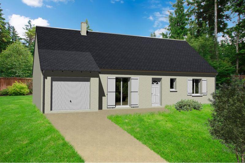 Maison neuve, 89 m² À ach…