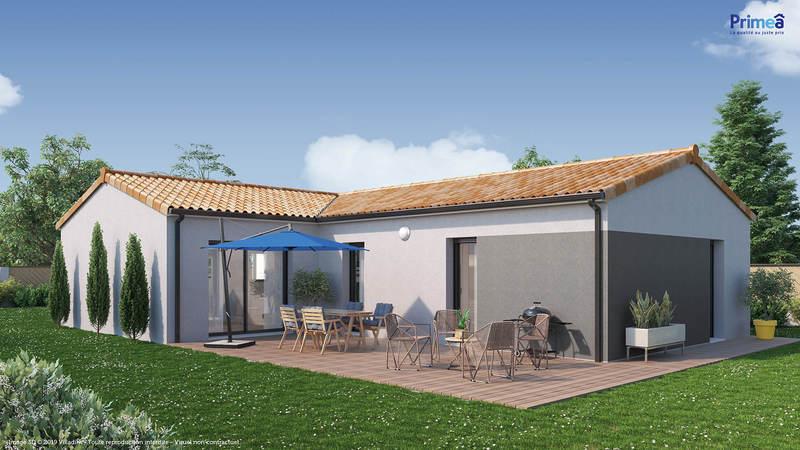 Maison neuve, 91 m² A 10 …