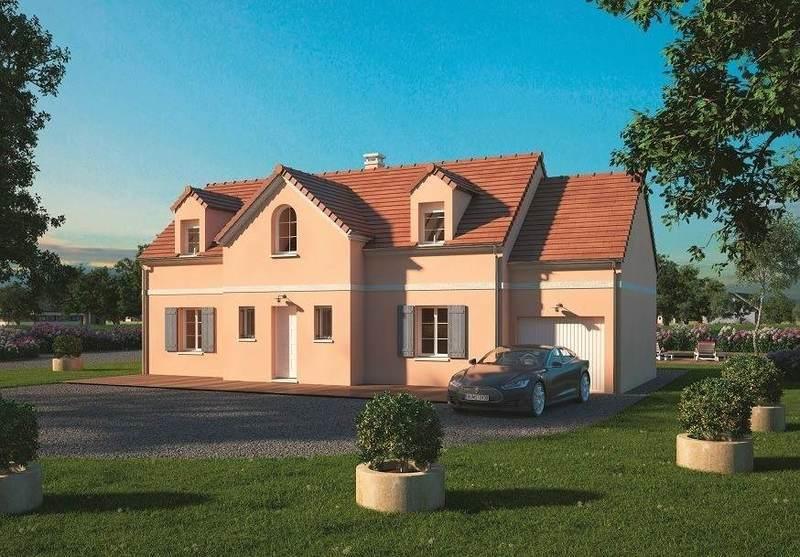 Maison neuve, 125 m² Sur l…