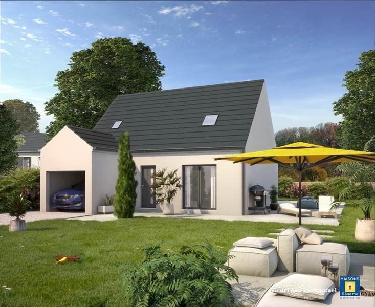 Maison neuve, 90 m² Nouve…
