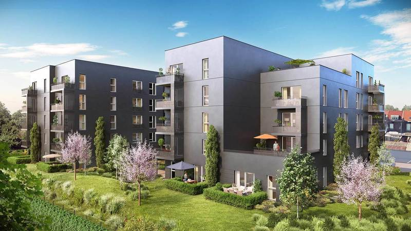 Appartement neuf, 66,18 m² Achet…