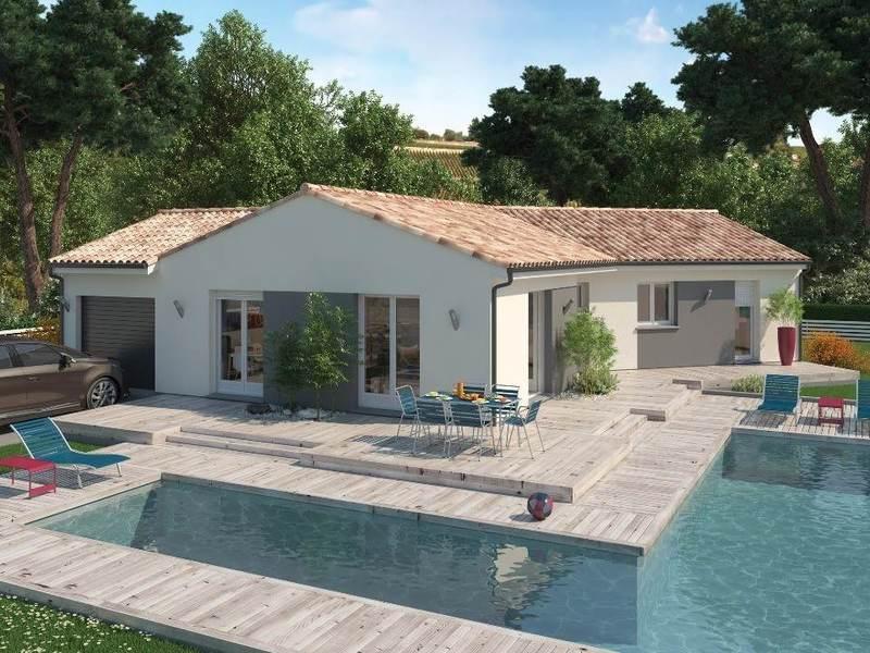 Maison neuve, 113 m² Notre…