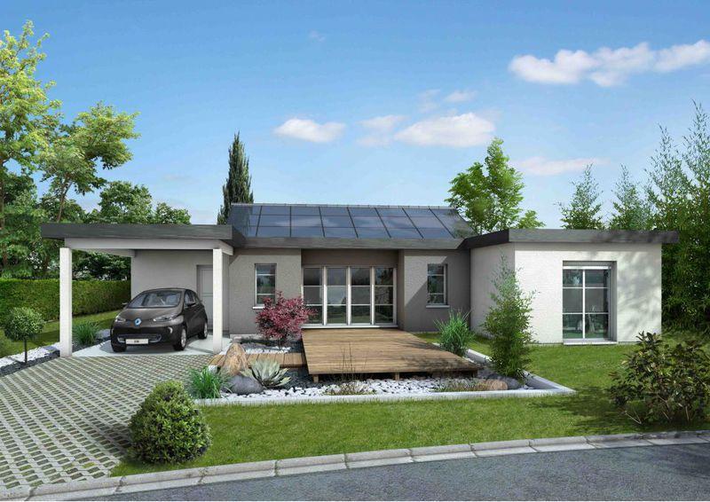 Maison neuve, 122 m² Venez…