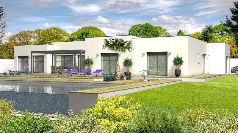 Maison neuve, 122 m² Rouqu…