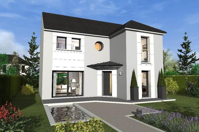 Maison neuve, 123 m² Cette…