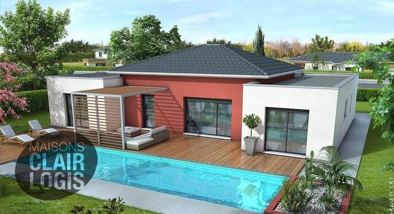 Maison neuve, 130 m² Décou…