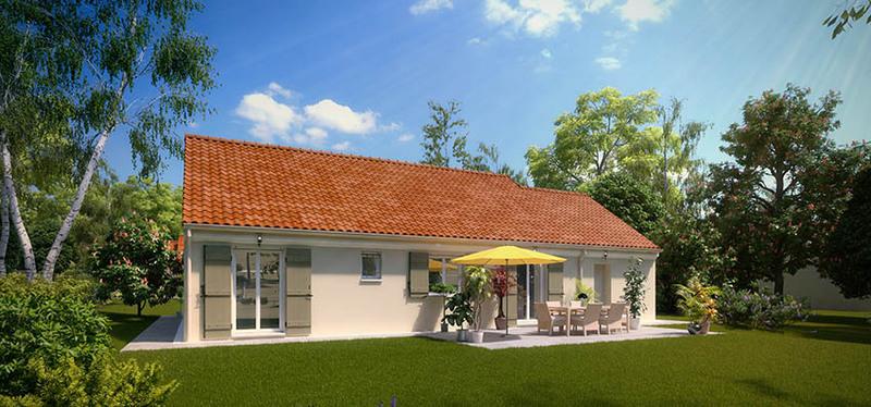 Maison neuve, 99 m² Maiso…