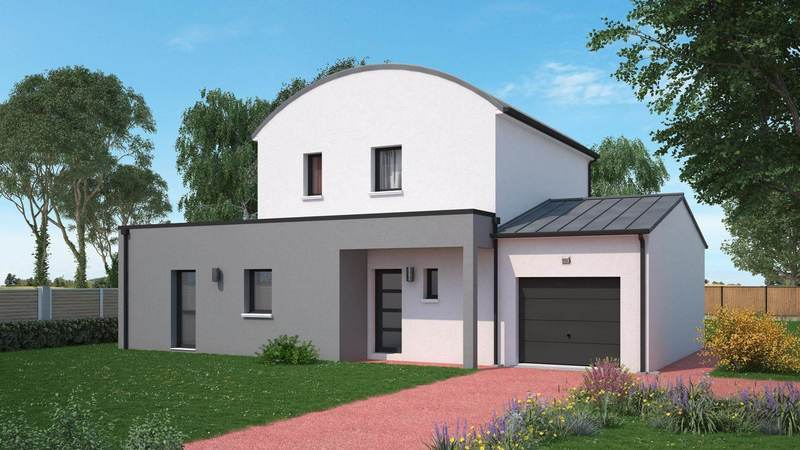 Maison neuve, 135 m² Rare …