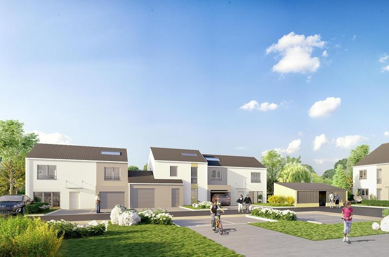 Appartement neuf, 69,76 m² Notre…
