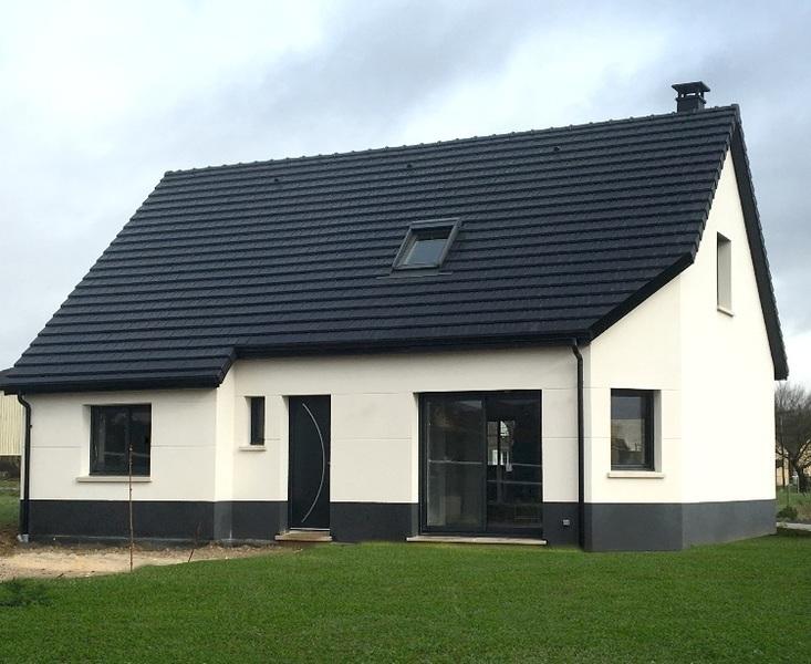 Maison neuve, 110 m² .Mais…