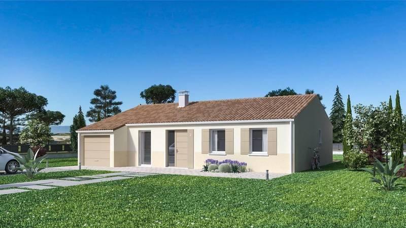 Maison neuve, 110 m² Venez…
