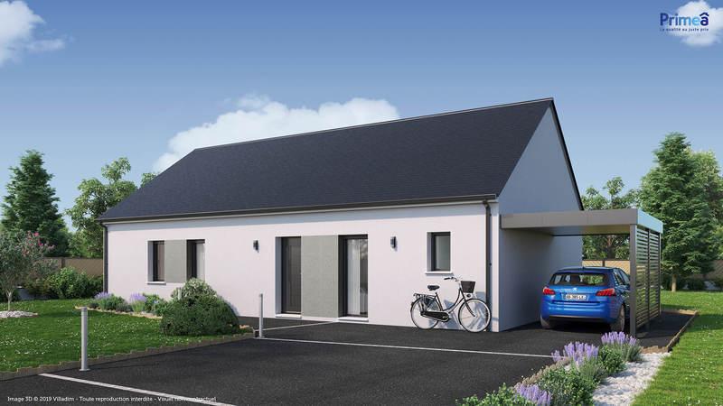 Maison neuve, 100 m² Saint…
