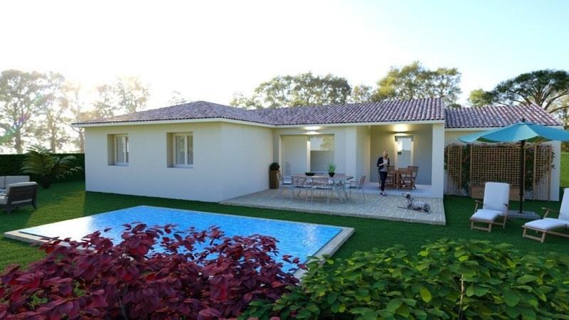 Maison Individuelle De Plain Pied Avec Terrasse 2