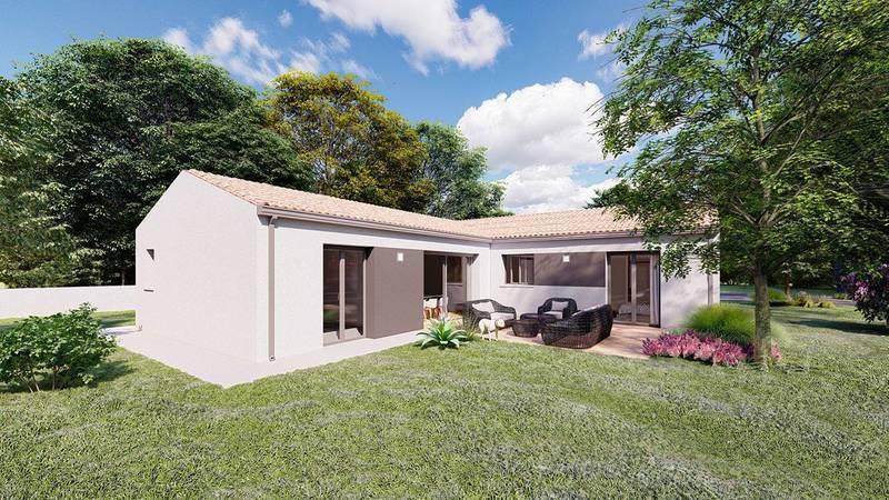 Maison neuve, 105 m² DECOU…