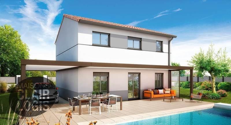 Maison neuve, 82 m² LA BA…