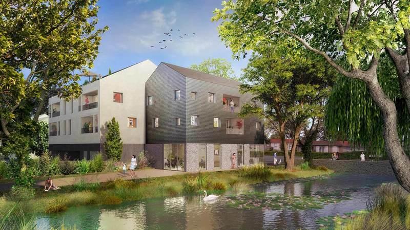 Appartement neuf, 58,07 m² À 15 …
