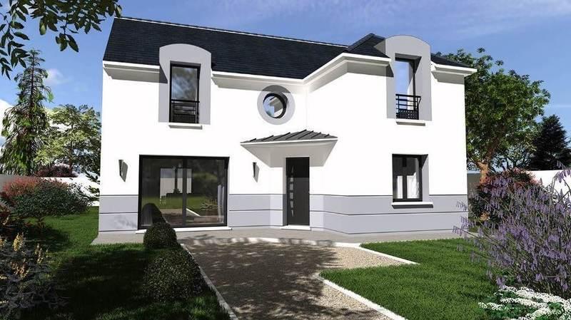 Maison neuve, 140 m² La ma…