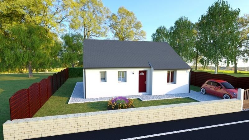 Maison neuve, 66 m² Notre…