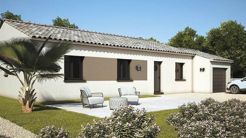 Maison neuve, 120 m² Bouc-…