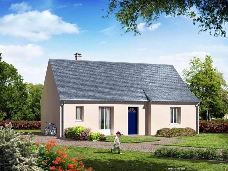 Maison neuve, 75 m² Notre…