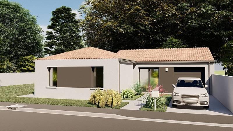 Maison neuve, 117 m² DECOU…