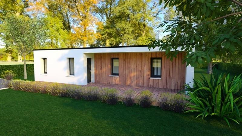 Maison neuve, 99 m² Mont-…