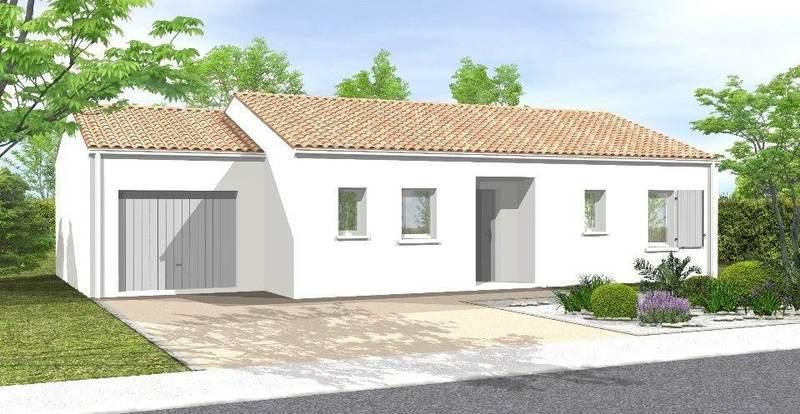 Maison neuve, 72 m² Conta…